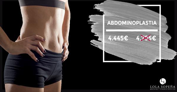 Abdominoplastia 99 €/ mes - ¡Todo incluido! en TodoEstetica.com