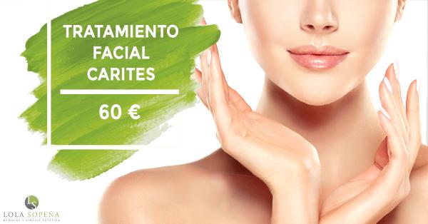 Tratamiento facial Carites - 60 €