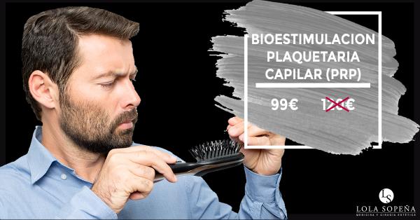 99 € PRP anti caída de cabello - Funciona! en TodoEstetica.com