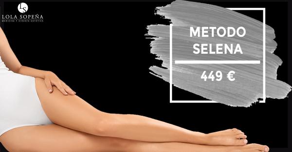 Metodo Selena para piernas - 449 €