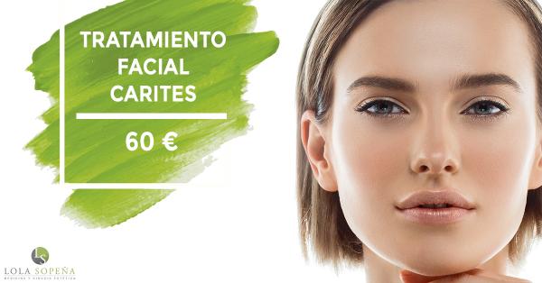 Tratamiento facial Carites - 60 € en TodoEstetica.com