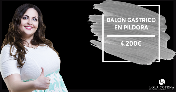 Balón Gástrico en píldora ¡pierde de 15 a 25 kg!