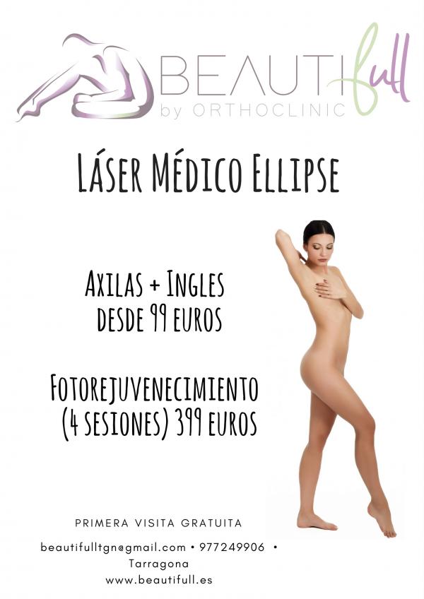 LÁSER MEDICO ELLIPSE en TodoEstetica.com