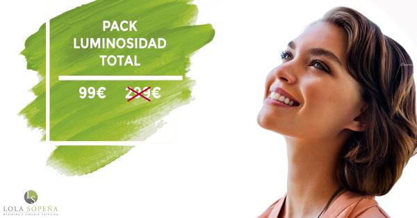 Pack Luminosidad Total por sólo 99 €