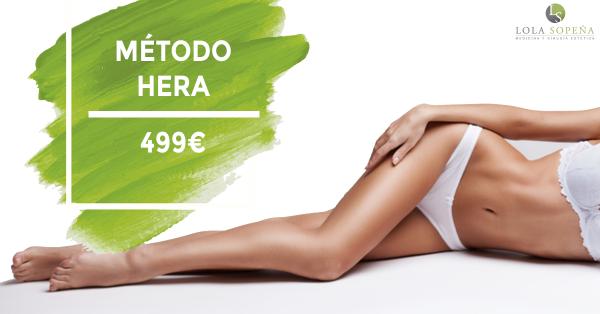 ¡Metodo Hera con Clinicas Lola Sopeña!