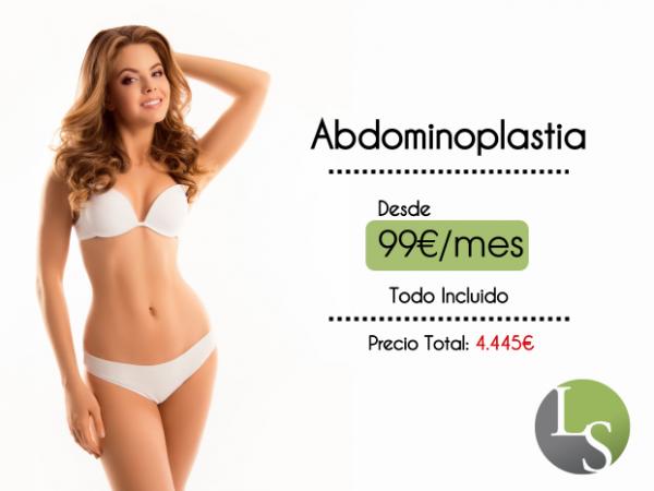 Abdominoplastia 99 €/ mes - ¡Todo incluido!