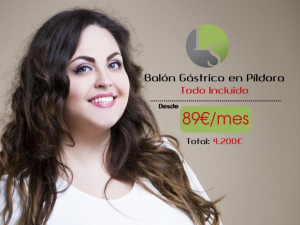 Balón Gástrico en píldora ¡pierde de 15 a 25 kg! en TodoEstetica.com