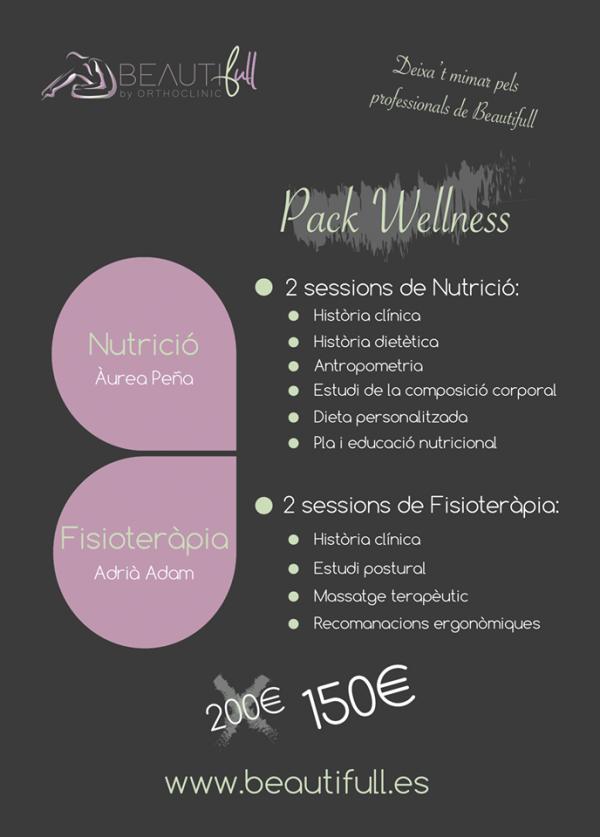 Pack Wellness  en TodoEstetica.com