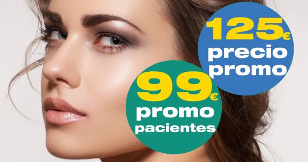 Promoción Mesoterapia Facial en TodoEstetica.com