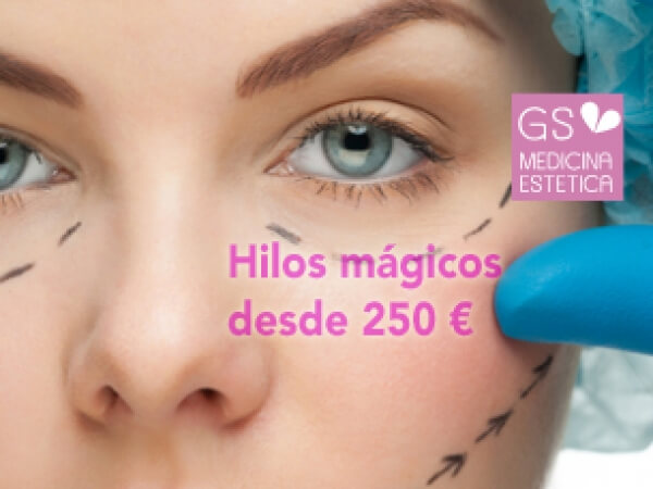 HILOS MÁGICOS POR 250 EUROS en TodoEstetica.com