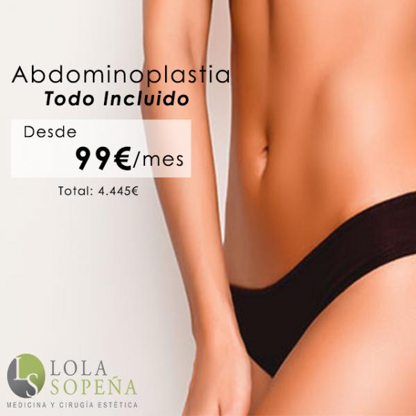 Abdominoplastia desde 99 €/ mes - ¡Todo incluido!