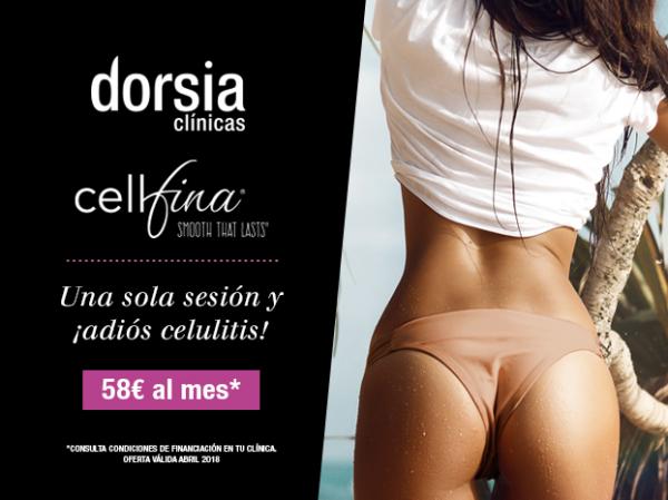 Elimina la celulitis con Cellfina desde 2995€