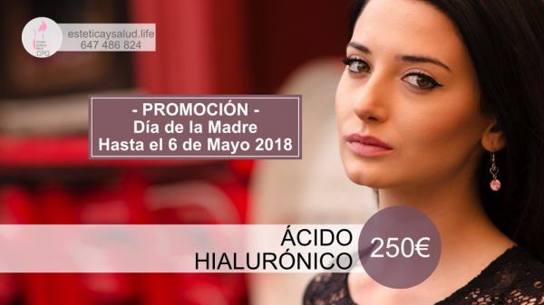 ÁCIDO HIALURÓNICO - 250€