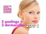 3 sesiones de Peeling facial + dermaroller por sólo 200 euros en TodoEstetica.com