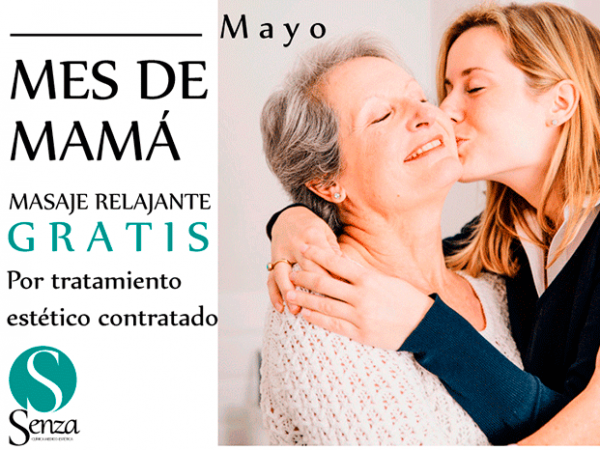 Mayo mes de Mamá