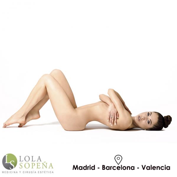 Liposucción (3 zonas) + Regalo 3 masajes postquirúrgicos 2.995€