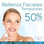 Rellenos Faciales Temporales 50% en TodoEstetica.com