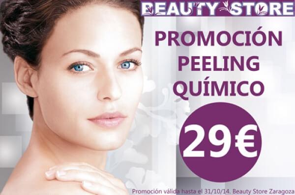 Promoción Peeling Químico en TodoEstetica.com