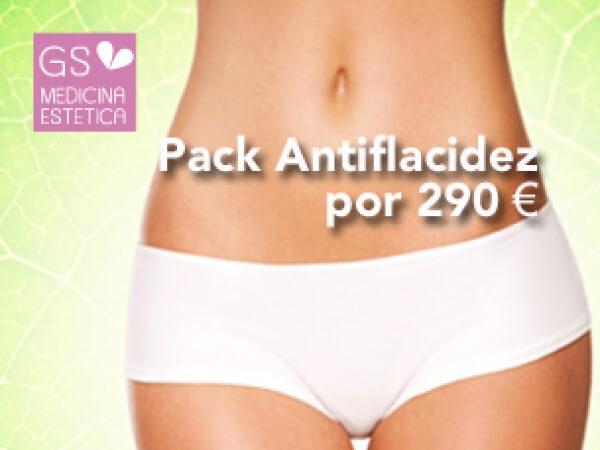 Pack Flacidez mesoterapia reafirmante +radiofrecuencia  4 sesiones +1 de regalo 290 euros