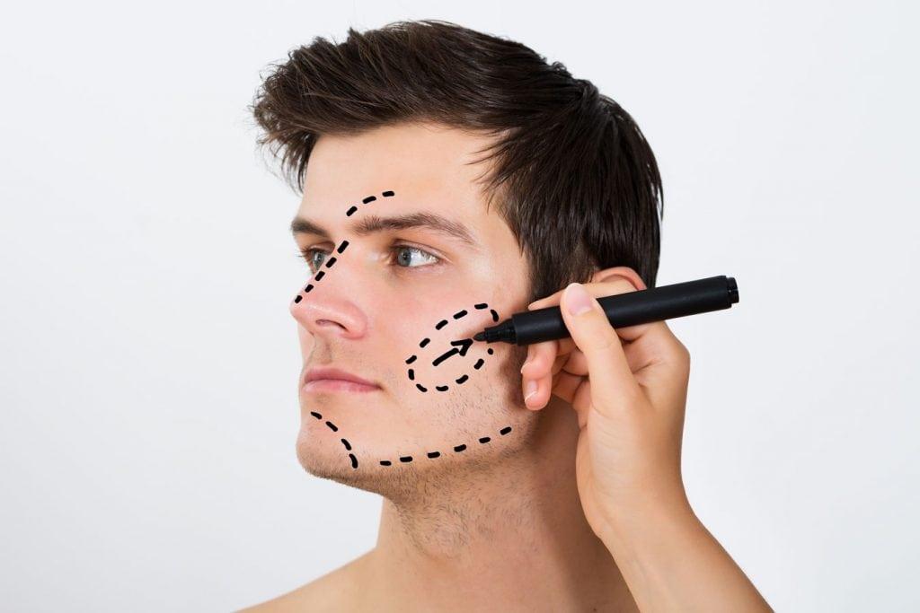 El creciente interés de los hombres por la cirugía estética