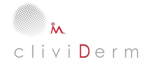 Logo CLIVIDERM