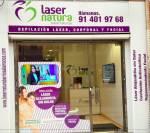 Logo Laser Natura Barrio Salamanca