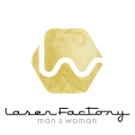 Logo LASER FACTORY man & woman