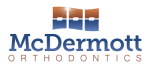 Logo MCDERMOTT ORTHODONTICS