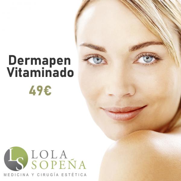 Dermapen Vitaminado 49€  en TodoEstetica.com