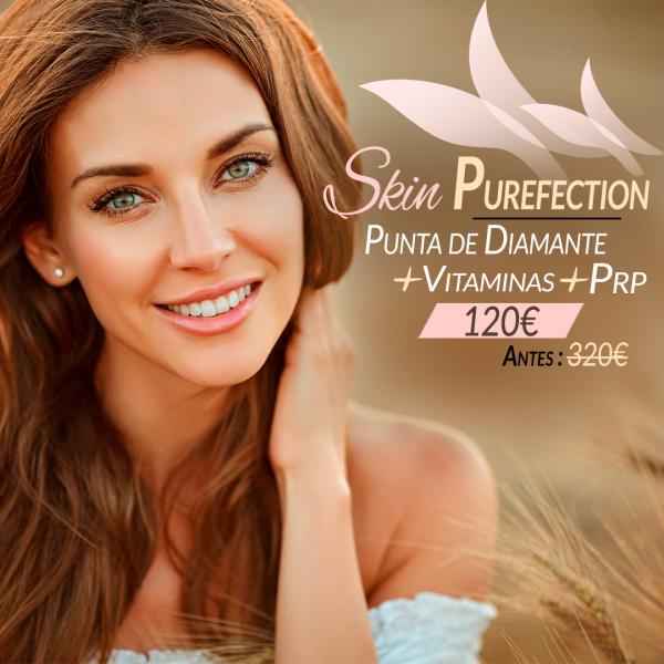 Skin Purefection 120 ¡Solo este mes! en TodoEstetica.com