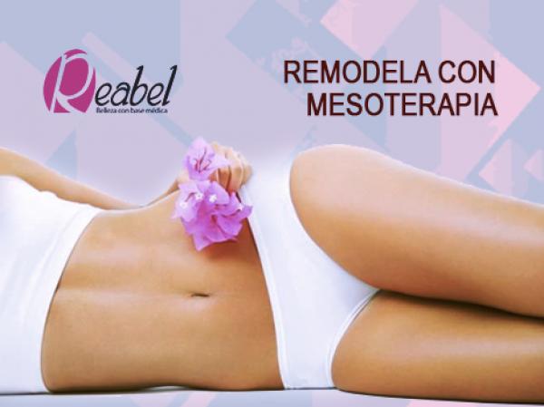 Remodela tu cuerpo con Mesoterapia en TodoEstetica.com