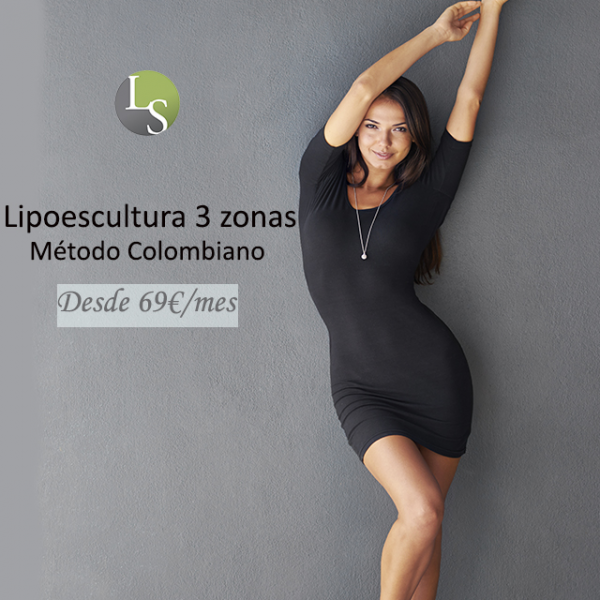 Liposucción (3 zonas) desde 69€/mes
