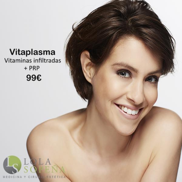 Vitaplasma (Vitaminas + PRP)