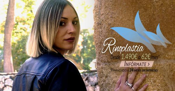 Rinoplastia desde 1.490€ o 62€/mes en TodoEstetica.com