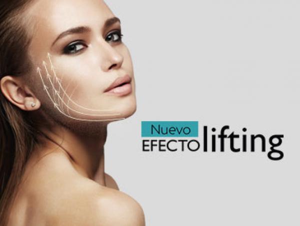 Efecto lifting con el Programa Ultratensor en TodoEstetica.com