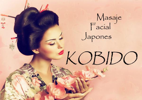 Masaje facial japones KOBIDO
