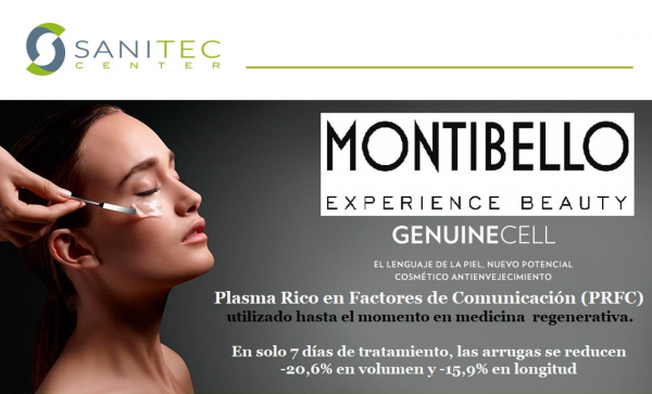 Limpieza facial+Tratamiento MONTIBELLO Genuinecell