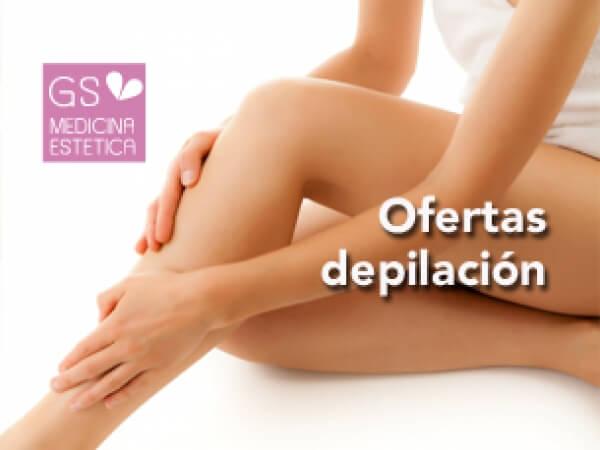 OFERTAS DEPILACIÓN LÁSER