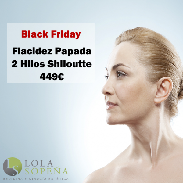 Flacidez Papada 2 Hilos Shiloutte Soft 449€