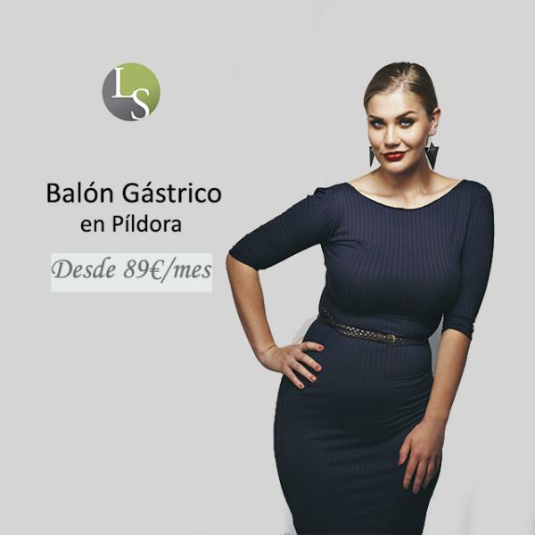 Balón Gástrico en Píldora 89€/mes