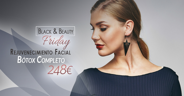 ¡Promoción Black Friday! Botox completo 248€