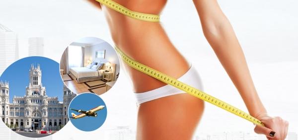 Liposucción + Viaje + Hotel 1.690 € en TodoEstetica.com