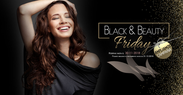 ¡Ampliamos Promociones del Black Friday! en TodoEstetica.com