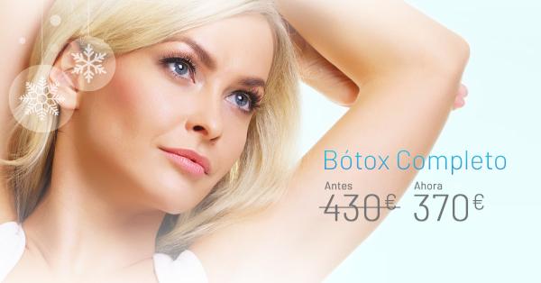 Botox completo en TodoEstetica.com