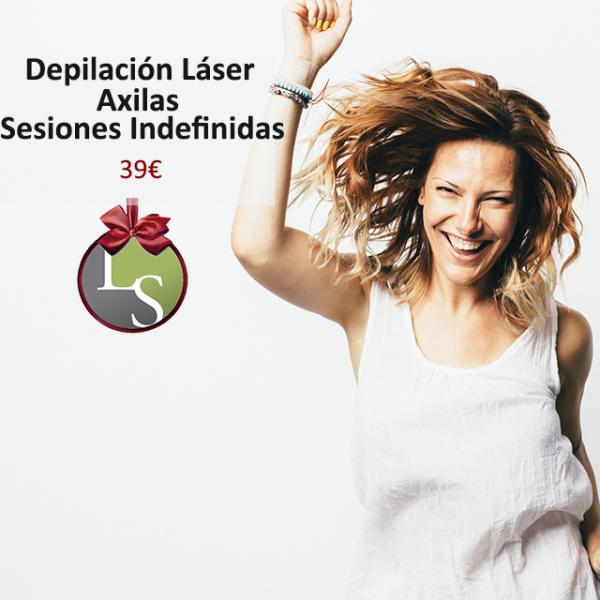 Depilación láser bonos indefinidos en TodoEstetica.com
