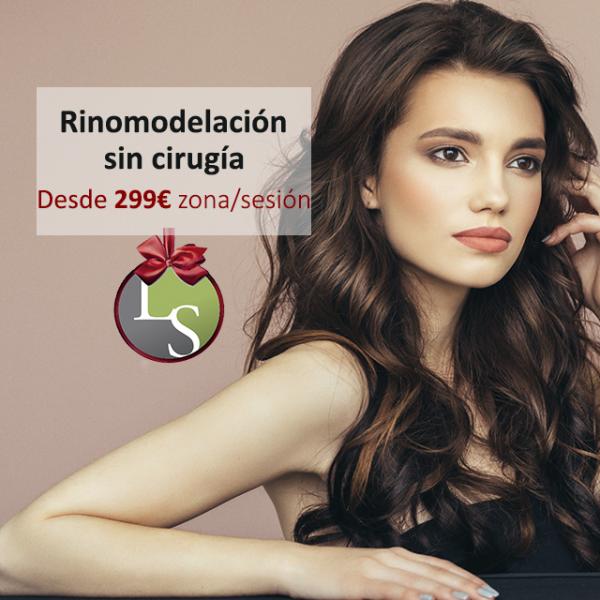 Rinomodelación sin cirgugía desde 299€ zona en TodoEstetica.com