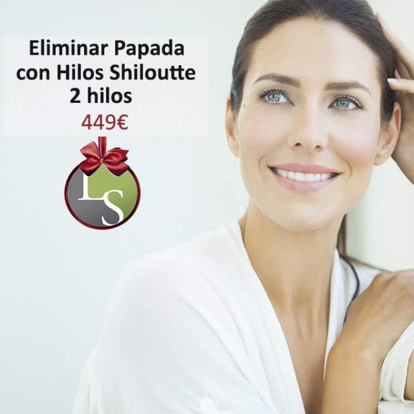 Eliminar Papada con Hilos Tensores 449€  en TodoEstetica.com