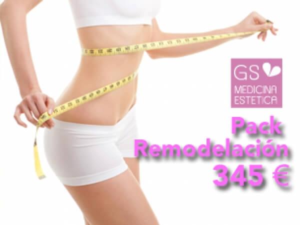Pack remodelación corporal en TodoEstetica.com