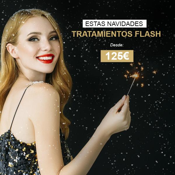 Tratamientos FLASH Navidad - Packs especial Navidad en TodoEstetica.com