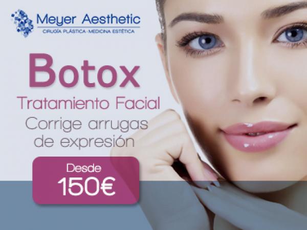 Bótox desde 150 euros en TodoEstetica.com